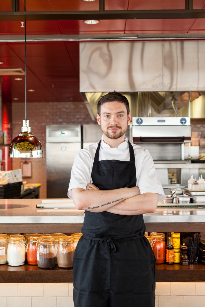 Executive Chef Daniel Doherty