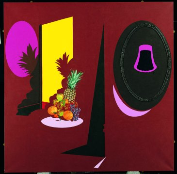FRUIT DISPLAY - PATRICK CAULFIELD