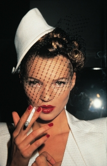 KateMoss,Paris,1994©RoxanneLowitcourtesySteven KasherGallery,New York-Little Black Gallery,London